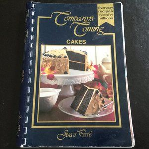 Other - Company's Coming Cakes Cookbook